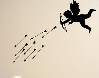 Valentines Day Cupids Arrow